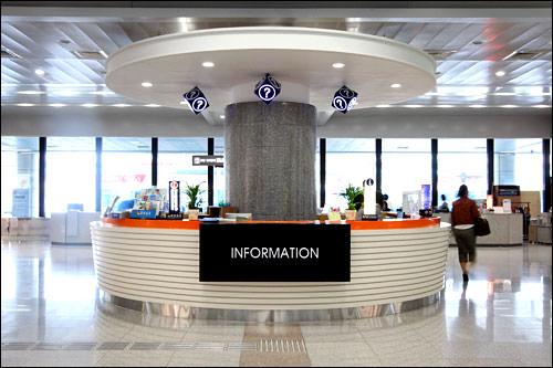インフォメーション(1・2階)