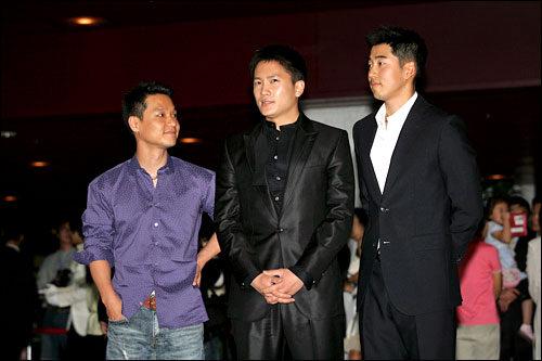 (写真右)ユン・ゲサン