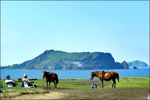 かつてはハネムーナーたちの憧れの地だった済州島
