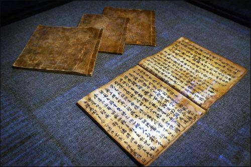 李舜臣が記録した「乱中日記」を元に足跡をたどる