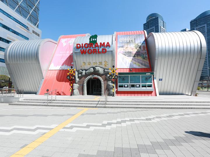 ジオラマテーマパーク・DIORAMA WORLD