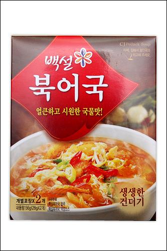 「プゴク」CJ食品 1,950ウォン