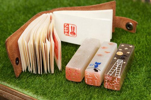 印鑑30,000ウォン~▶ 印鑑を作れる店一覧
