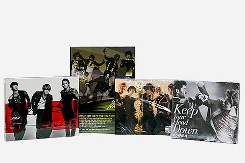 CD 正規アルバム 15,000ウォン▶ CDショップ一覧