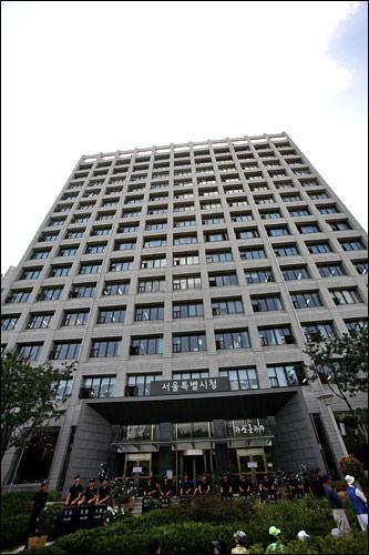 ソウル市庁舎(別館)