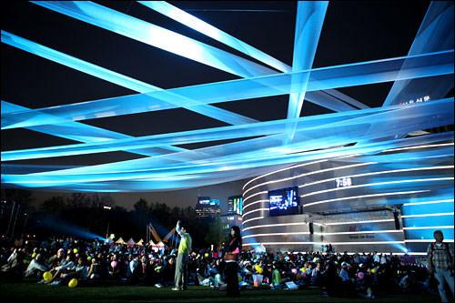 毎年大盛況の「ソウルコリ芸術祭り」※「ハイソウルフェスティバル」から名称が変更されました