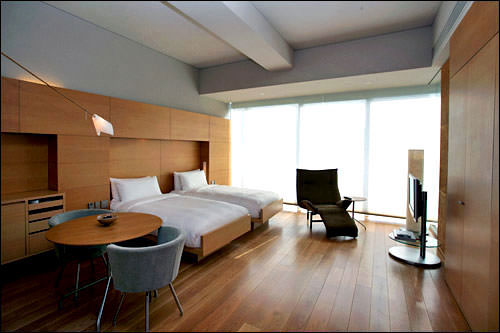 自分へのご褒美にラグジュアリーなホテルパークハイアットソウル
