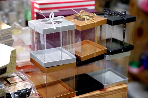 プラスチックボックス 400ウォン~
