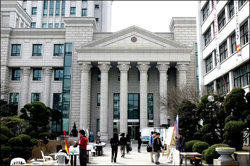 韓国外国語大学