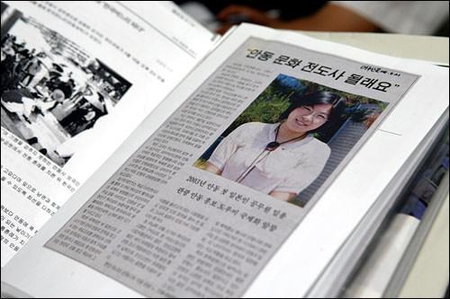 韓国メディアの取材も多数