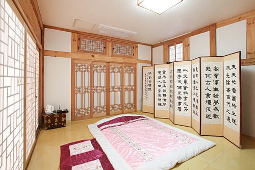 ポカポカのオンドル部屋(オンドルのある韓国ホテルリスト)