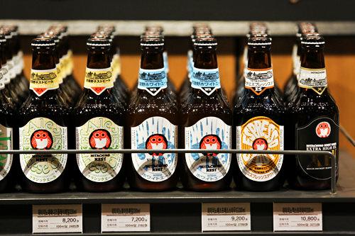 みみずくビールで親しまれている茨城の地ビール「常陸野ネストビール」