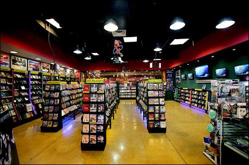 10万枚以上のCDがあるEVAN RECORDS