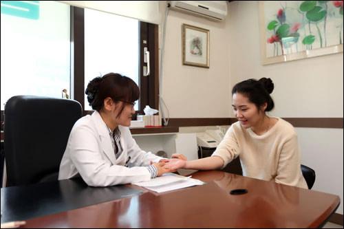 韓医師の診療のもと、個人の体質に合わせたダイエットが可能