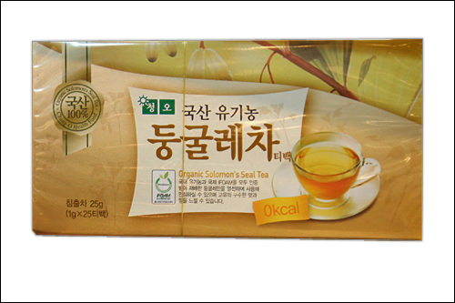 トングレ茶ユリ科の植物、甘野老(アマドコロ)の根を乾燥させたお茶。喉の渇きや食欲を抑えます。利尿作用もあり、むくみにもグッド。