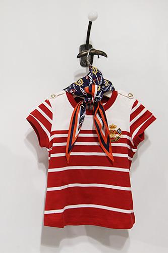半袖T(女児用、スカーフ付)88,000ウォン