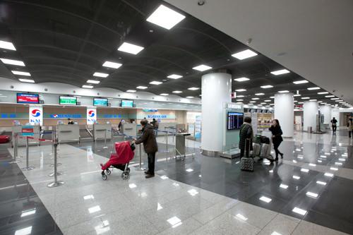 便利な都心空港ターミナル