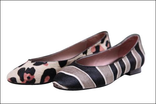 ペタンコ靴もハラコで甘すぎない118,000ウォン(1階zessel bahn)