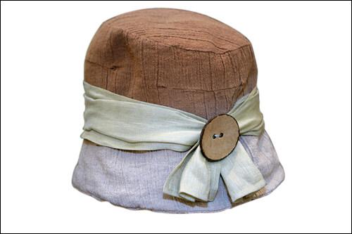 ひとつは欲しいレディな帽子68,000ウォン(1階MOGOOL)