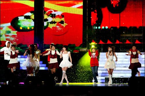 ソウル歌謡大賞新人賞受賞時は、歌で勝負のソウルフルなグループだった