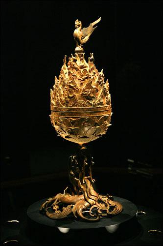 ソドンヨにも登場する百済金銅大香炉