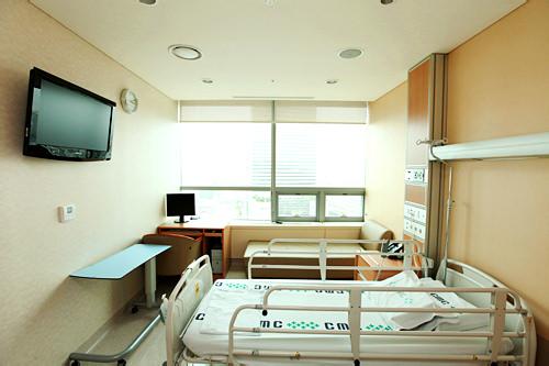 病室例(小児科の個室)