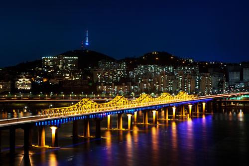 東湖大橋(トンホテギョ)