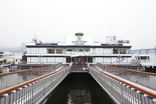 ターミナル2/船着場