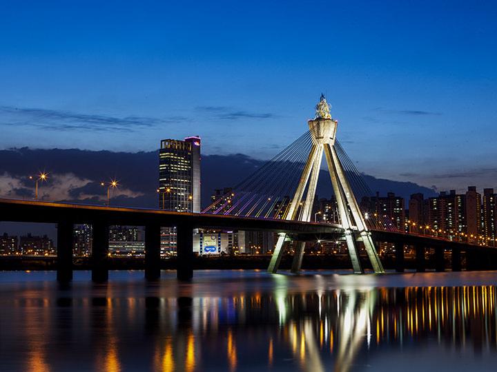 オリンピック大橋