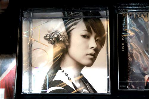 BoA(2010年ドラマ「アテナ」出演予定)