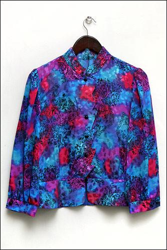 柄のシャツ 23,000ウォン