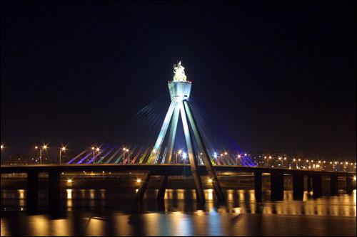 オリンピック大橋も見える(写真はイメージです)