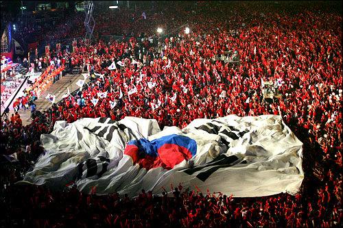 日韓共催ワールドカップ