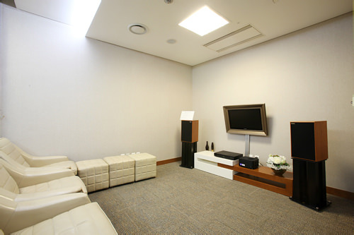 音楽治療室