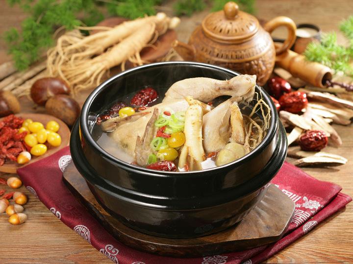 韓方参鶏湯