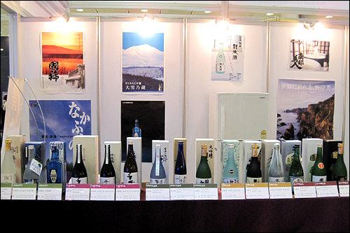 韓国では日本酒がブームに