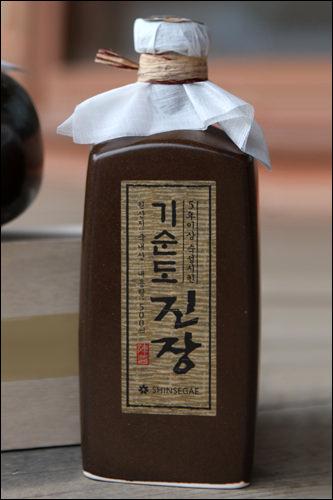 陳醤(500ml)75,000ウォン