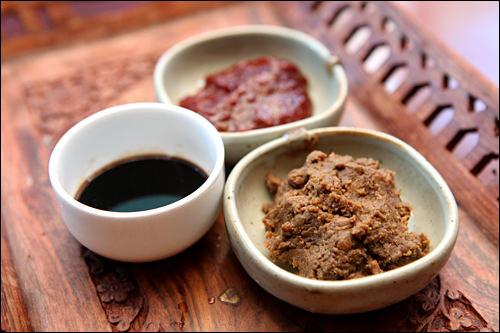 風味豊かな竹塩の伝統醤、ぜひ味わって