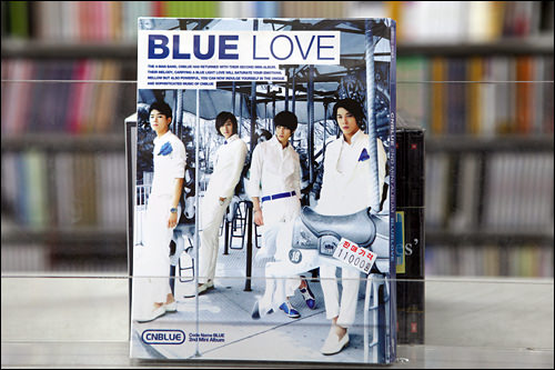 CNBLUE「BLUE LOVE」