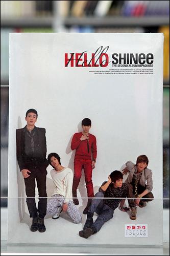 SHINee「HELLO」