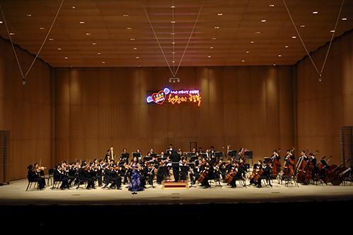 「千ウォンの幸福」など市民のための文化公演も