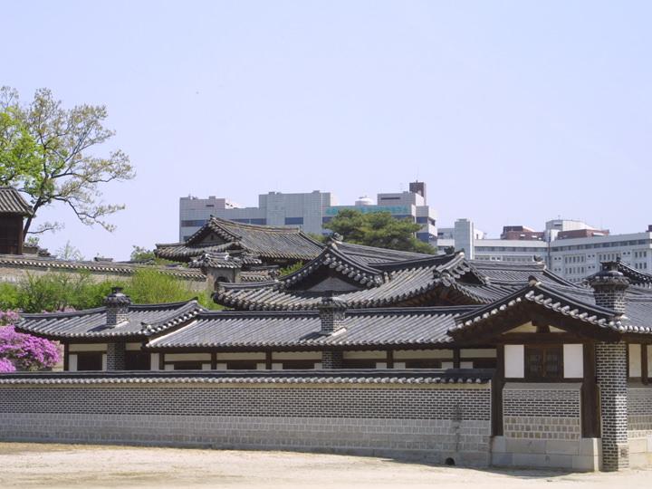 日本の皇室から嫁いだ方子妃が晩年を過ごした家