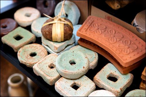陶磁器石鹸置き9,000ウォン