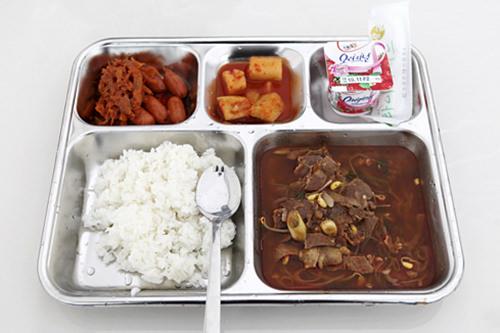兵営食の例