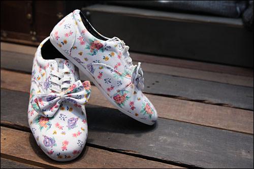 花柄&リボンがキュート99,000ウォン(Study/イギリス)