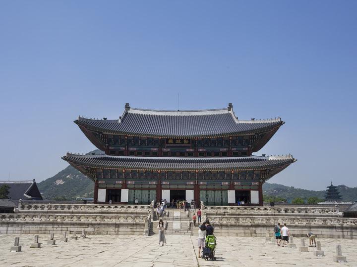景福宮|市庁・光化門(ソウル)の観光スポット|韓国旅行「コネスト」