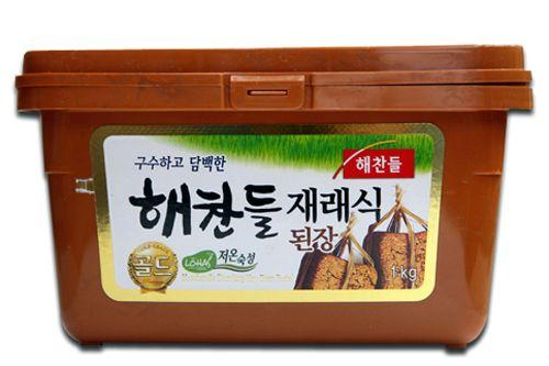 韓国の調味料 テンジャン(韓国味噌) | 食材・料理 | 韓国文化と生活 ...