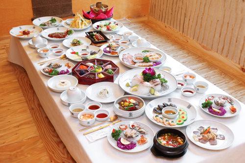 食べたいのはコレ! 韓定食ランチ御膳 79,000ウォン