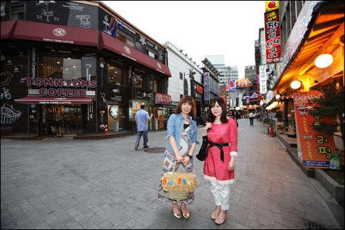 地元っぽい雰囲気の繁華街を探検だー!