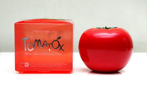 トマトッス マジックホワイトマッサージパック80g 9,800ウォン